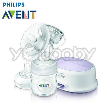 《新安怡AVENT》輕乳感單邊電動吸乳器(一組)