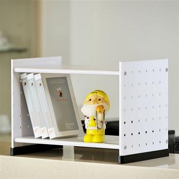 ikloo貴族風可延伸式組合書櫃
