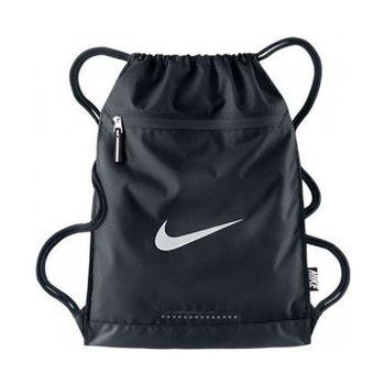 【Nike】2013時尚團隊訓練黑色後背包