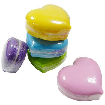 愛戀馬卡龍香皂禮盒