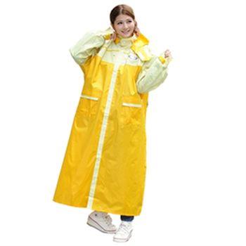 【飛銳】格格 日系風格前開式尼龍雨衣 一入組