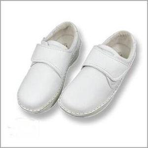 【SHELOVES 喜樂絲】基本護士鞋款健康氣墊鞋(白)2B028