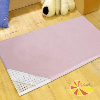 【凱蕾絲帝】純天然馬來西亞乳膠嬰兒床墊 (小)