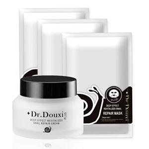 Dr.Douxi 朵璽 頂級修護蝸牛霜送蝸牛面膜