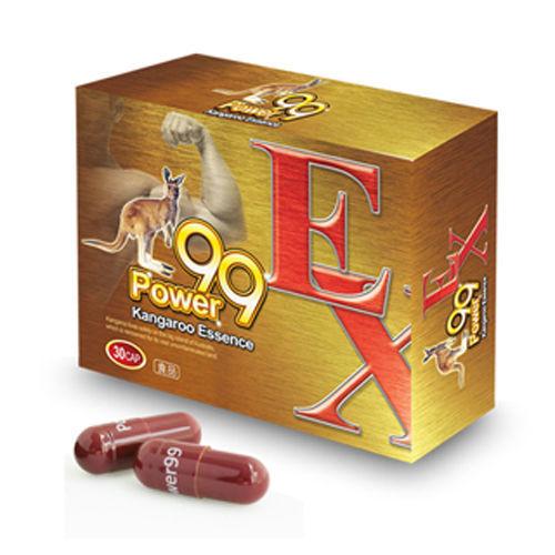 【Power 99】袋鼠精濃縮精華(30顆/盒)5入