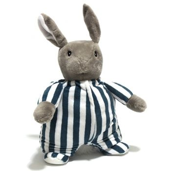 Zoobies 毛毯寵物玩偶 -兔子