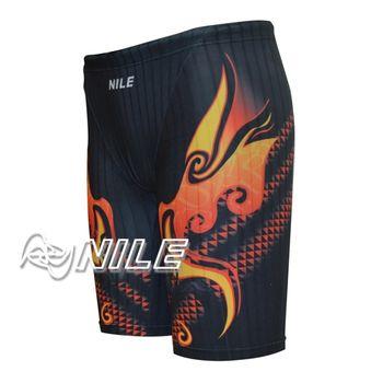 【NILE泳裝】男 運動款泳褲-NSA-3103