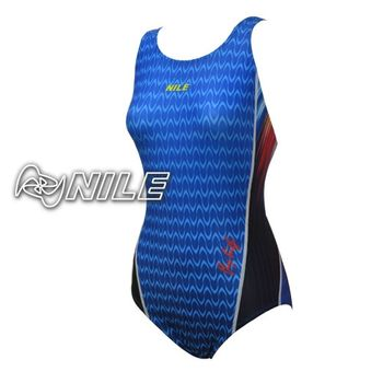 【NILE泳裝】女 運動款泳衣-NSA-2131W
