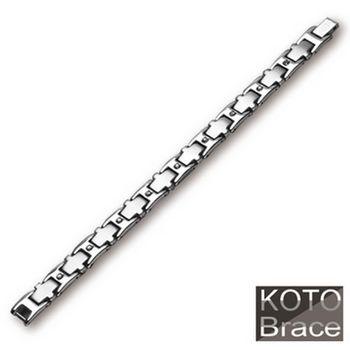 【KOTO】秘密戀人白鋼手鏈-女款(S-062)