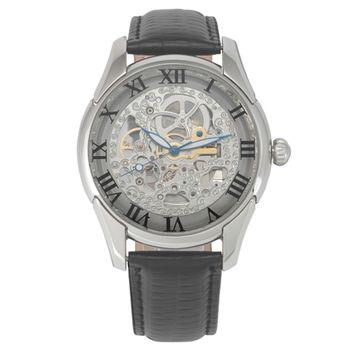 克萊米亞時光旅人鏤雕腕錶