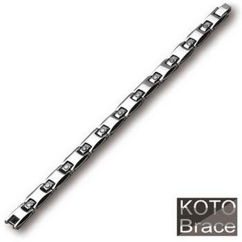 【KOTO】美麗戀人鎢鋼手鏈-男款(B-025D)