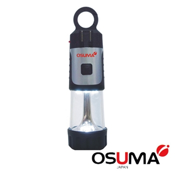【OSUMA】充電式LED露營燈 HY-1195