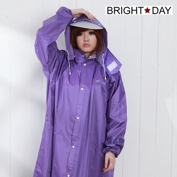 BrightDay風雨衣連身式 - 桑德史東前開款