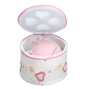 日本AISEN【心形印花】內衣洗衣網M