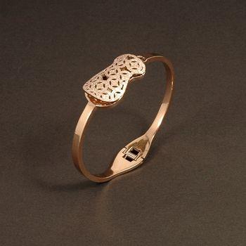 Sarlisi 群星螢閃時尚造型西德鋼手環