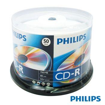 Philips 16X DVD-R 50片裝