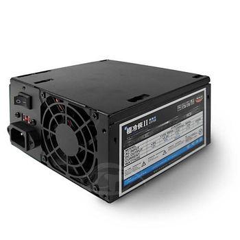 【KTNET】寒霜風暴-350W低噪音電源供應器