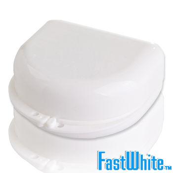 牙齒美白精美牙托盒【FastWhite齒速白】美白貼片美白筆