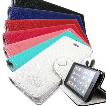KooPin HTC Butterfly S 蝴蝶S 雙料縫線皮套