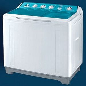 【Haier海爾】12公斤雙槽半自動洗衣機HWM150-0623S