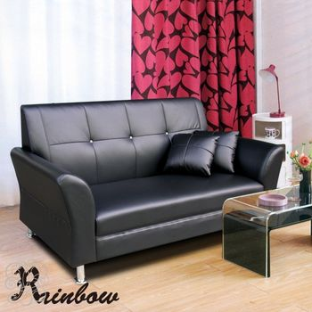 RB-典藏居家獨立筒三人沙發