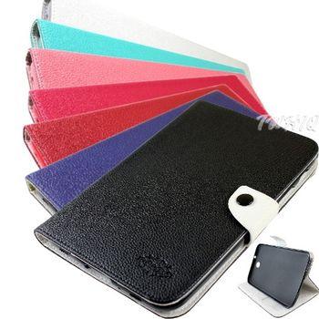 KooPin 三星 Galaxy Tab3 8.0 雙料縫線 皮套