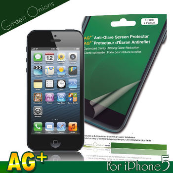 Green Onions iPhone5/5S/5C防眩光保護貼