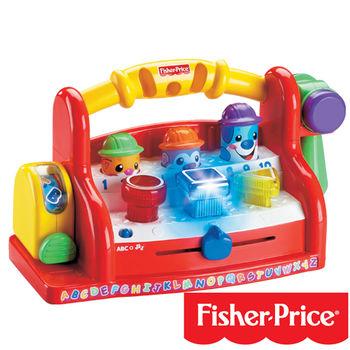 【Fisher-Price費雪】音樂敲敲樂(英文版)