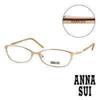 Anna Sui 安娜蘇  平光眼鏡 ^#40 金 ^#41 AS06201