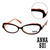 Anna Sui 安娜蘇 魔幻 平光眼鏡 ^#40 黑 ^#41 AS09702