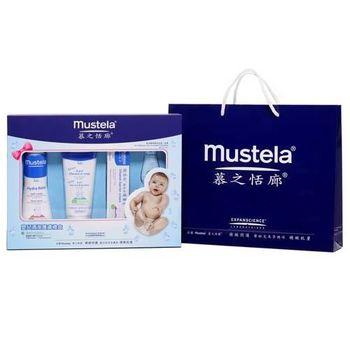 Mustela 慕之恬廊嬰兒清潔護膚禮盒