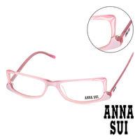 Anna Sui 安娜蘇 魔幻貓耳 平光眼鏡 ^#40 藕 ^#41 AS10304