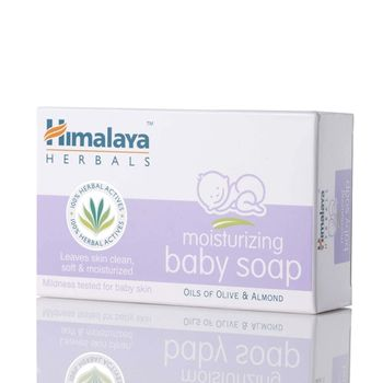 Himalaya 喜瑪拉雅 嬰兒潤膚皂  75g(2入)
