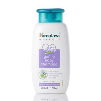 Himalaya 喜瑪拉雅 嬰兒洗髮精  200ML(2入)
