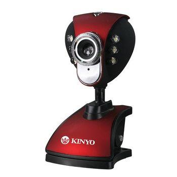 【KINYO】虛擬3000萬畫素網路攝影機 (PCM-515)
