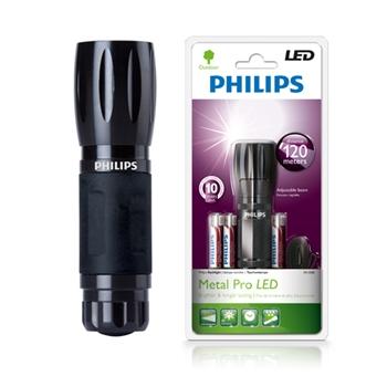 【PHILIPS飛利浦】專業鋁合金LED手電筒SFL4500