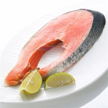 【鮮味達人】深海薄鹽厚切鮭魚5片組-任網