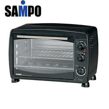 『SAMPO 』☆聲寶 30L大型旋風電烤箱 KZ-HA30C