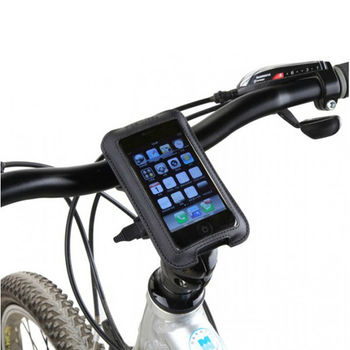 PUSH! 自行車用品IPHONE HTC專用觸控手機袋可隨身攜帶