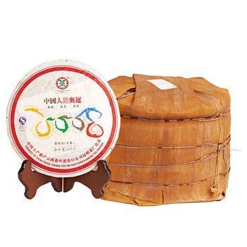 【普金號】2008北京奧運紀念普洱餅限量版