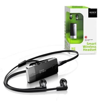 SONY MW1 智慧型音樂藍牙耳機 (綠色經典版)