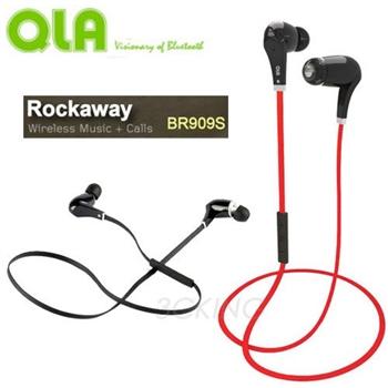 QLA BR909S Rockaway 立體聲 A2DP 藍牙耳機