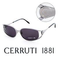 CERRUTI 1881 義大利 復古金屬 太陽眼鏡