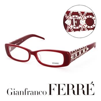Glanfranco Ferre 義大利首席設計師幾何設計造型鏡框