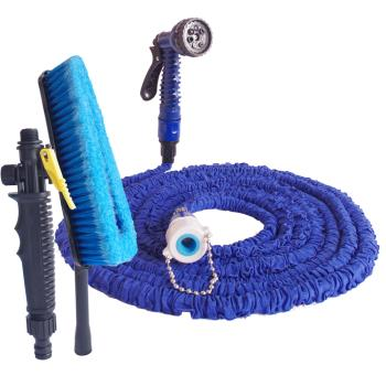 【熱銷回饋】超彈力多功能伸縮水管清潔超值2組