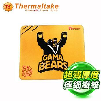 Thermaltake曜越  Gama Bears橘子熊鼠墊