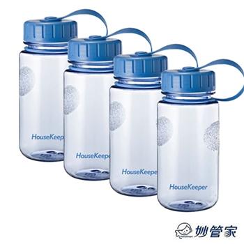 妙管家 4入藍寶太空瓶420ml HKT-006