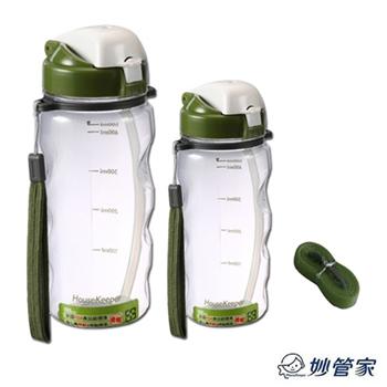妙管家 隨身太空瓶組合500ml+700ml HKT-9013N