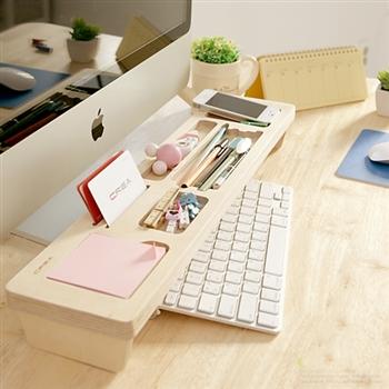 C&B 華慕多功能鍵盤置物桌上架