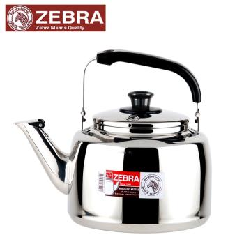 【Zebra 斑馬】不鏽鋼笛音壺(A)- 3.5L